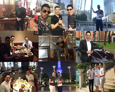 iEP Connect Trip - Shanghai October 2015