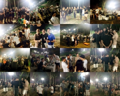 iEP BBQ Beach Party – September 2015