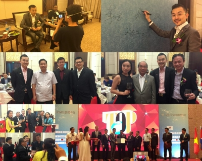 Asia Pacific Top CEO Conference 2015 -Chengdu China