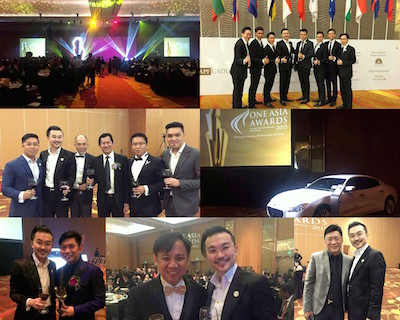 One Asia Awards 2015